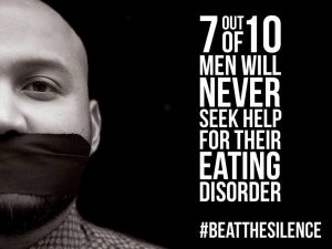 men and eating disorders