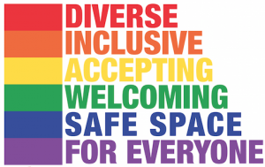 Mission of a Supportive Space for Everyone